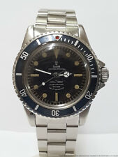 Genuine 7016/0 Rolex Tudor Oyster Prince Submariner Steel Watch Running Strong