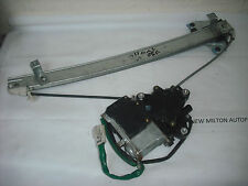 MITSUBISHI GALANT FRONT DRIVERS DOOR ELECTRIC WINDOW REGULATOR MOTOR O/S RIGHT