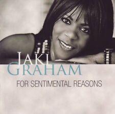 Jaki Graham - For sentimental reasons (CD)