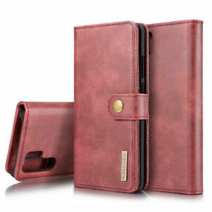 For Huawei P30 Pro Mate 20 Pro CASE Removable Leather Flip Wallet Case Cover