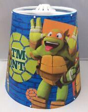 teenage mutant ninja turtles tmnt tapered light shade boys bedroom