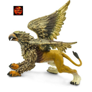 Griffin Mythical Creature Toy Model Figure by Safari Ltd 800829 Brand New
