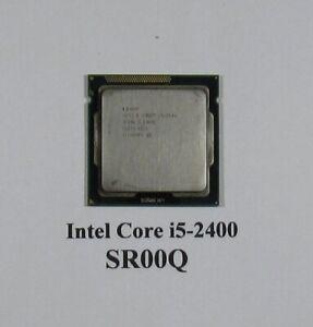 Intel Core i5-2400 SR00Q CPU Processor Chip