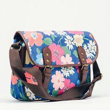 Lona Dama Estampado Floral Bolso/Bolso de hombro