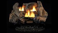 """Superior LVD18GO 18"""" Golden Oak Vent Free Gas Log Set- LOGS ONLY"""
