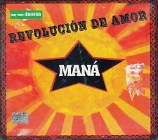 Mana Revolucion De Amor CD+DVD Nuevo sealed CAJA DE CARTON