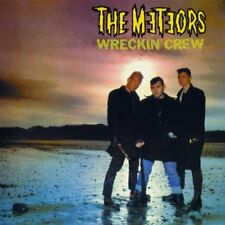 The Meteors - Wreckin Crew (Bonus Track Edition) [CD]