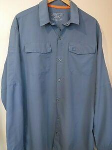 Mens 5.11 Tactical Series Long Sleeve Shirt .. XL .. NEW