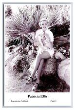 Patricia Ellis (C Swiftsure Postcard year 2000 modern print P600/1 glamour photo
