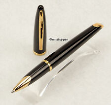 Waterman Carene - Rollerball in Black