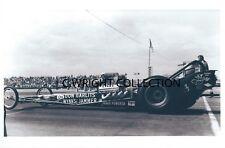 "1960s Drag Racing-Don Garlits-""WYNN'S JAMMER""-""SWAMP RAT"" VI-B-Bakersfield 1965"