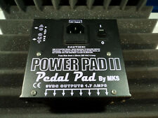 Pedal PAD Pedal Board Power Supply 8 x 9volt