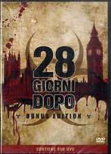 DVD • 28 Giorni Dopo (2002) Bonus Edition 2 DISCHI ITALIANO