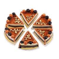 Küche Essen Harz Marmelade Kuchen Modell Puppenhaus Miniatur Maßstab 1/6 für