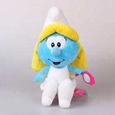 "15"" 38Cm Smurfette Smurf Licensed The Smurfs Plush Toys Soft Stuffed Animal Doll"