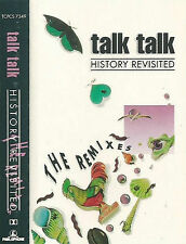 Talk Talk ‎History Revisited The Remixes CASSETTE ALBUM House Dub Synth-pop 1991