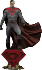 "SUPERMAN - Red Son 25"" Premium Format Statue (Sideshow Collectibles) #NEW"