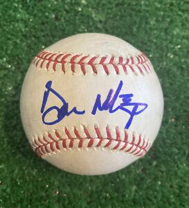 DON MATTINGLY Signed / Autographed Game Baseball w/ COA