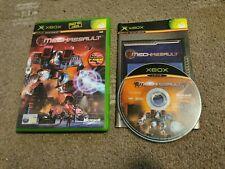 MECHASSAULT Microsoft Xbox Action Simulation XBOX Game exklusive 15+