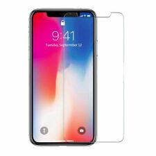 """4 films de protection plastique pour Apple iPhone X (5,8"""")"""