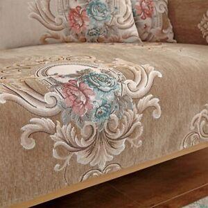 Winter Sofa Cushion Non-slip Fabric Four Seasons Universal Cover Towel Cushion