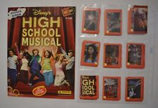 Panini Disney High School Musical / Leeralbum + alle 200 Sticker lose komplett