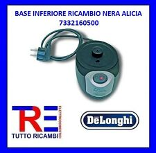 BASE INFERIORE RICAMBIO NERA ALICIA DE LONGHI 7332160500