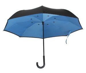Ganz E8 Women's Accessories Rain Automatic Open Inverted Cane Umbrella ER44008