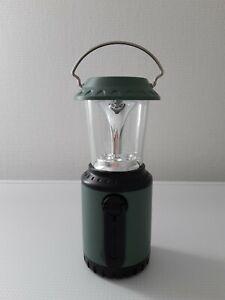 Lampe et radio de camping solaire BRESSER