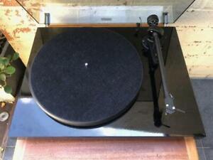 Pro-Ject Debut III 3 Hi-Fi Record Player Turntable w/Ortofon Cartridge