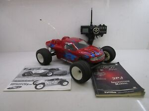 Vtg TEAM ASSOCIATED RC10 T3 RC Truck Car 1:10 Scale Electric Off Road Vehicle AE