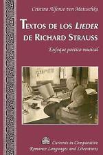 Currents in Comparative Romance Languages and Literatures: Textos de los...