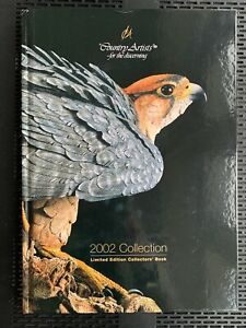 Country Artists 2002 Limited Edition Collection Book