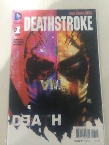 Deathstroke Variant Comics Rare