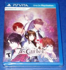 7'scarlet Sony PlayStation Vita *New! *Factory Sealed! *Free Shipping!