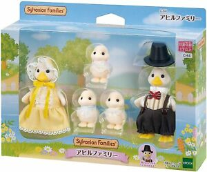 Sylvanian Families Duck Family Calico Critters C-64 Japan EPOCH NEW
