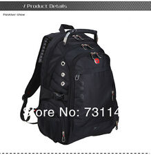 Stylish WENGER SWISSGEAR SA-1418 14~16 inches Laptop Backpack Notebook Bag Sale!