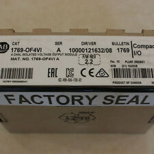 1PC Allen Bradley AB 1769-OF4VI A 1 Compact I/O Output Module 1769OF4VI NEW SEAL