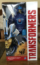Transformers Age of Extinction AUTOBOT DRIFT Action Figure New In Box
