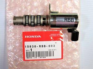 Genuine Honda Acura 15830-RBB-003 VTC Timing Control Valve Civic CR-V TSX RSX