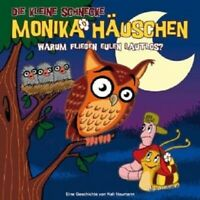"""DIE KLEINE SCHNECKE MONIKA HÄUSCHEN """"WARUM...?"""" CD NEW"""