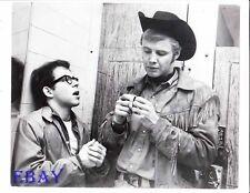 Jon Voight threatens Bob Balaban VINTAGE Photo Midnight Cowboy
