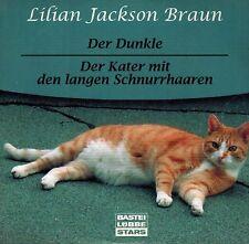 Lilian Jackson braun der Kater mit den langen Schnurrhaaren Audio-cd Hörbuch