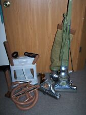 KIRBY VACUUM CLEANER DUAL SANITRONIC 80 WITH ATTACHMENTS RECONDITIONED BAGLESS