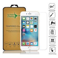 2 x Apple iPhone 6 6s Tempered Glass Screen Protector - 9H Premium - IRELAND