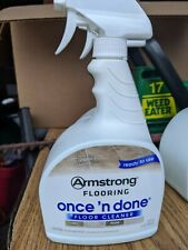 Armstrong Once 'n Done Floor Cleaner Ready to Use 32oz. Spray