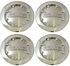 Set of Four (4) 2012 GMC Sierra 1500 Yukon Chrome Center Caps Hubcaps 5304