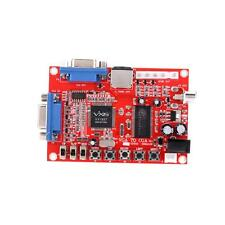 VGA to CGA(RGBS)/CVBS/S-Video HD Video Game Converter Board GBS-8100 For CRT LCD