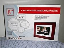 "NEW SUNGALE CD806 8"" DIGITAL FRAME"