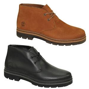 Timberland Port Union Chukka Waterproof Boots Men Lace Up Sensorflex